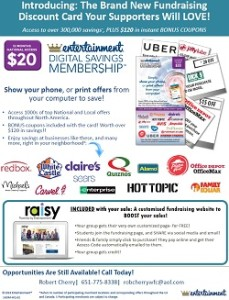 Digital Membership Flyer